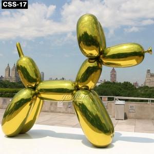 Famous Artwork Balloon Dog Sculpture CSS-17