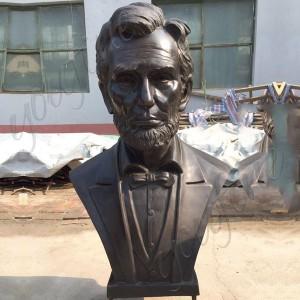 Custom Bust Sculpture Decorative Bust Sculptures for Home Bronze Bust Statues BOKK-513