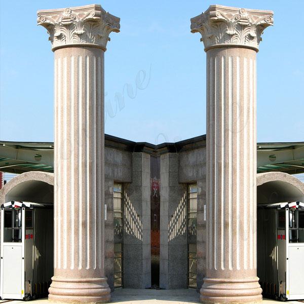 Wedding Columns for sale Round Porch Columns Custom Porch Columns Featured Image
