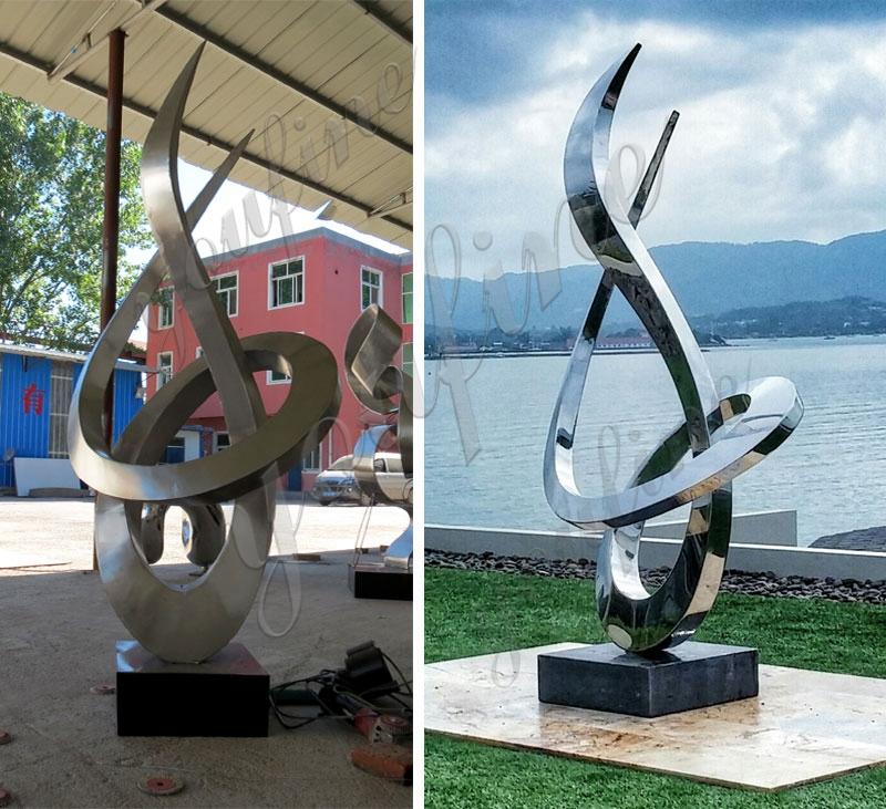 large steel sculptures-1