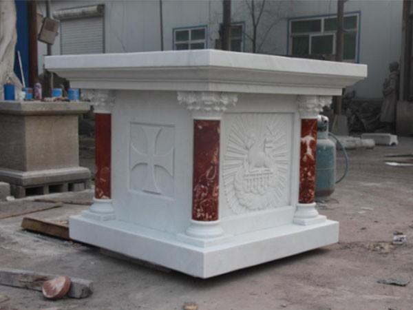 Customized Design Marble Altar for Church