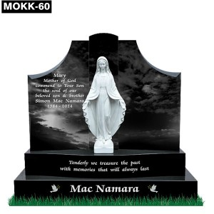 Factory Directly Sell Headstone Engraving Designs MOKK-60