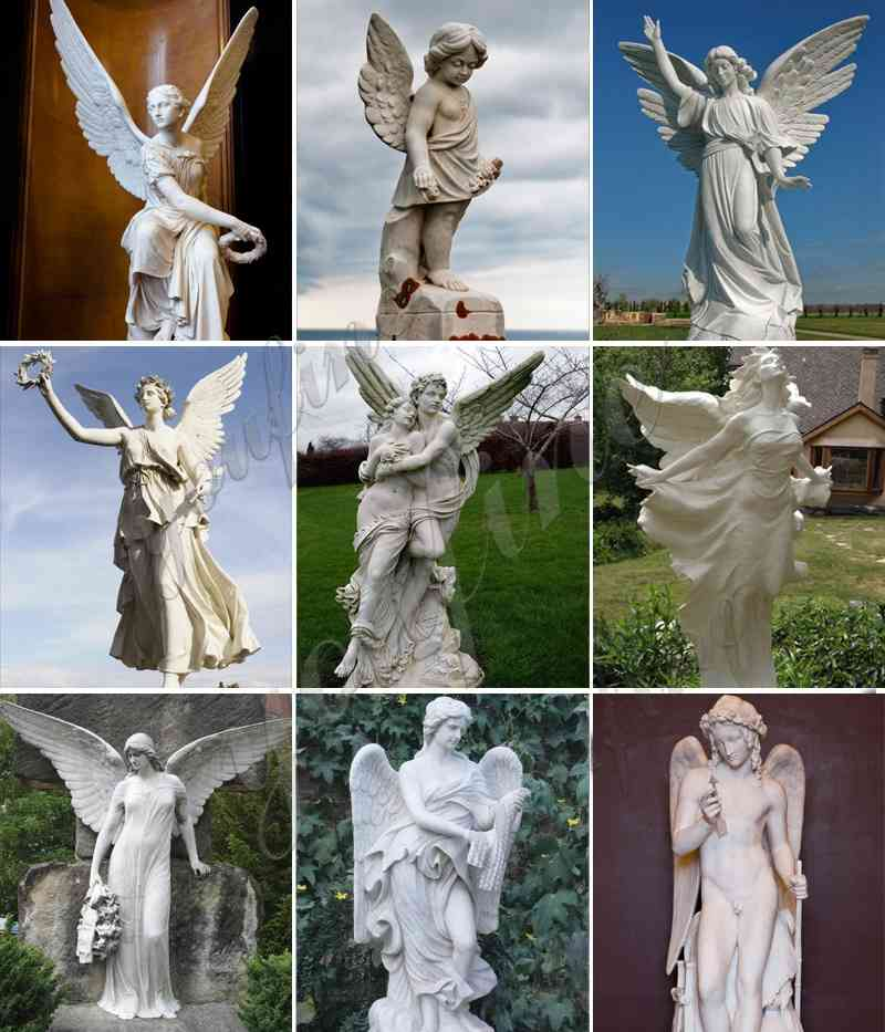 life size garden statues