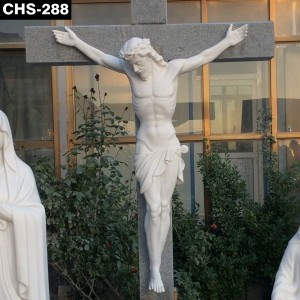 Life Size Cross with Corpus CHS-288