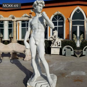 Famous greek and roman statue of david replica for sale MOKK-69