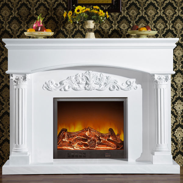 Appreciation of Western Fireplace Cultural