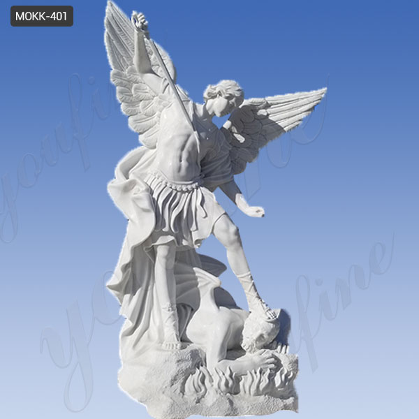Famous Statue San Micheal for Decor MOKK-401 Featured Image