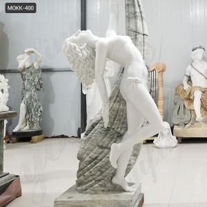 Dancing Girl Marble Statue for Sale MOKK-400