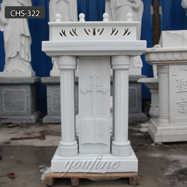 Religious altars table church decoration altar modern altar designs for home CHS-322 Featured Image