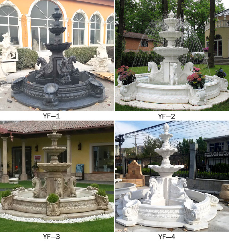 outdoor fountain for sale
