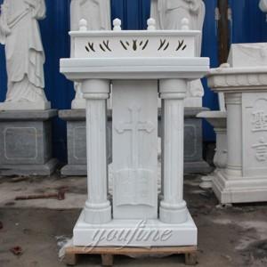 Religious altars table church decoration altar modern altar designs for home CHS-322