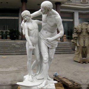 Famous Greek Statue Father and Son for Sale MOKK-73