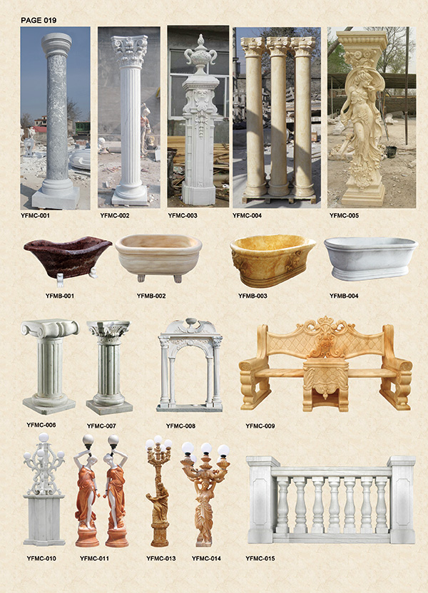 marble-statue-column
