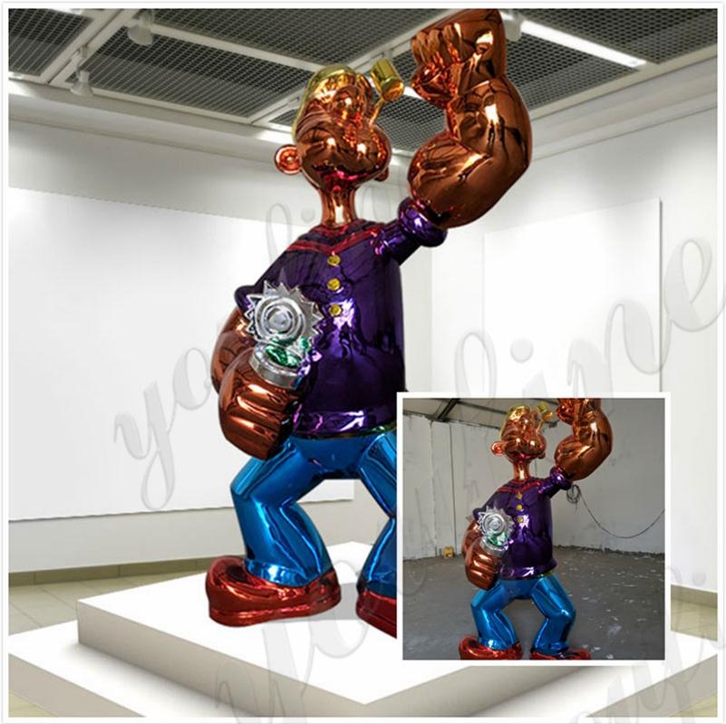 statue of Popeye-2