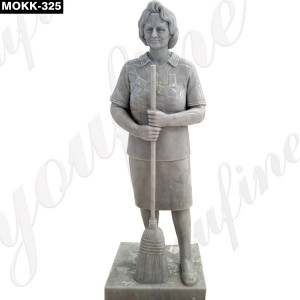 Wholesale Price High Quality Custom Marble Statue MOKK-325