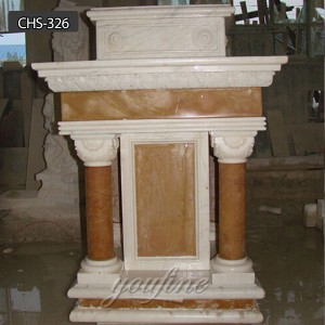 religious western style church marble altar for sale CHS-326