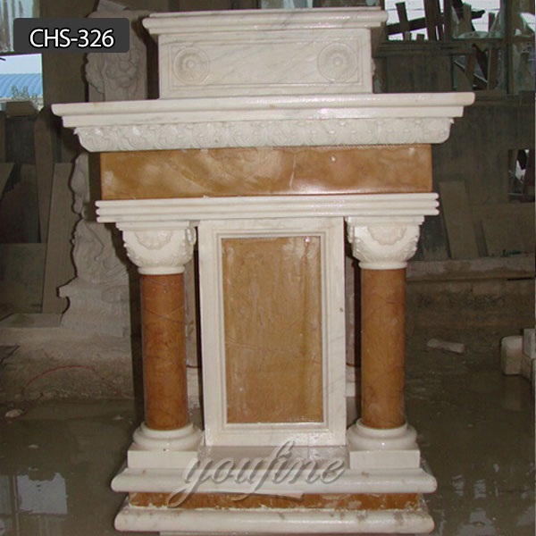 religious western style church marble altar for sale CHS-326 Featured Image