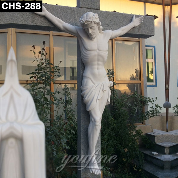 Life Size Cross with Corpus CHS-288 Featured Image