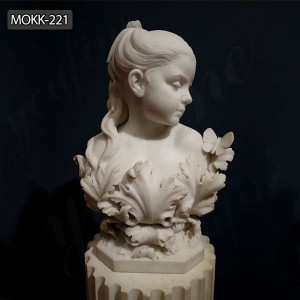 Marble daughter nora as the infant psyche statue for sale MOKK-221