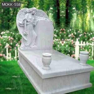 Where to Buy Marble Memorial Angel Statues  MOKK-558