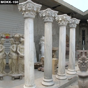 Exterior Porch Columns for Sale MOKK-150