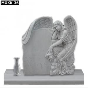 Weeping Angel Headstones for Graves MOKK-36