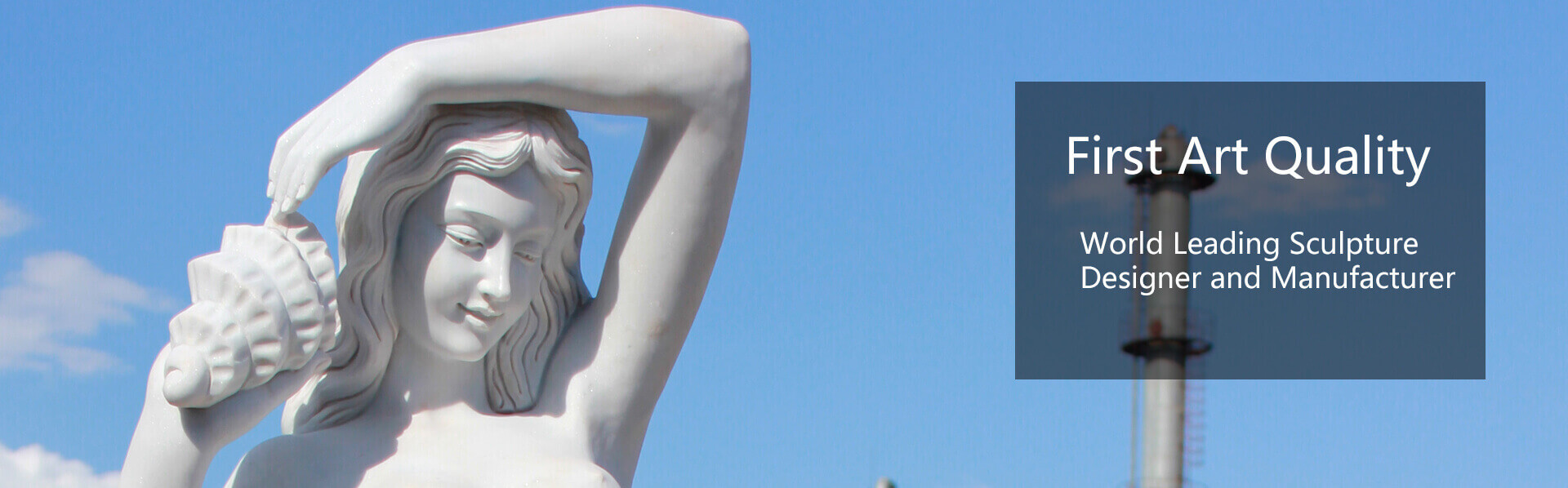 YouFine life size marble sculpture banner01