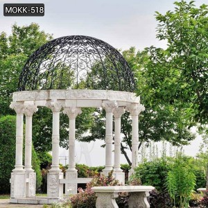 Elegant Modern Wedding Gazebo Decor MOKK518