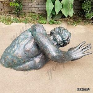 Famous Wall Art Matteo Pugliese Bronze Sculpture Replica for Sale BOKK-597