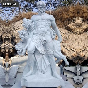 Famous Antique Greek God Hercules Statue for Sale MOKK-74