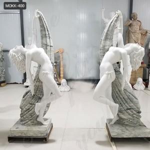 Dancing Girl Marble Statue for Sale MOKK-400
