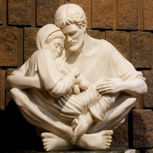 Holy Family Outdoor Statue Holy Family Statue for Sale