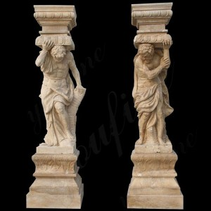 Porch Column Home Depot Marble Antique Figure Column Front Porch Columns with Stone
