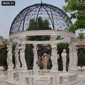 Popular garden decorative home depot gazebos for sale MOKK-21