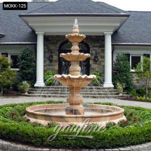 Outdoor Public Decoration Patio Water Fountain MOKK-125