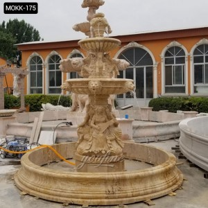 Competitive Price Modern Outdoor Fountains MOKK-175