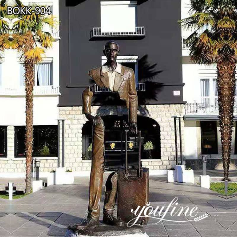 Famous Life-size Bruno Catalano Sculpture for Sale BOKK-904 Featured Image