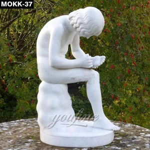Life Size Marble Sculpture for Sale MOKK-37