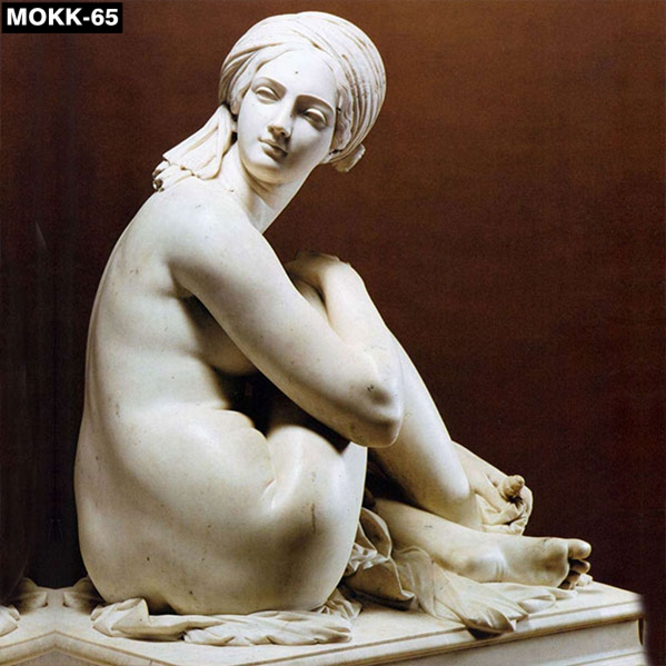 Nude Woman Marble Art Statue MOKK-65 Featured Image