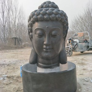 Buddha Head Statue Large Buddha Head Statue for Garden