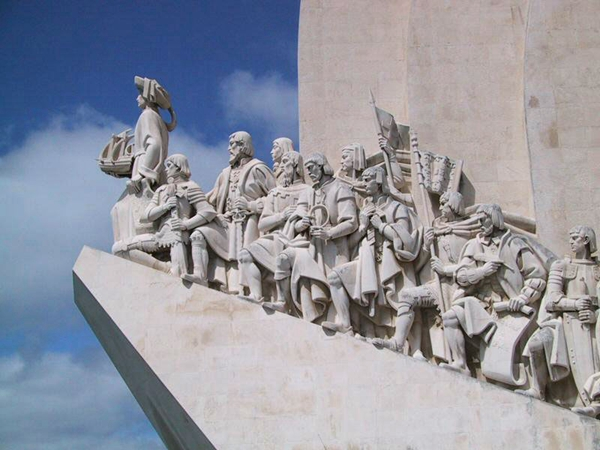 One Of The World Famous Top 10 Sculpture -The Monument to the Discoveries