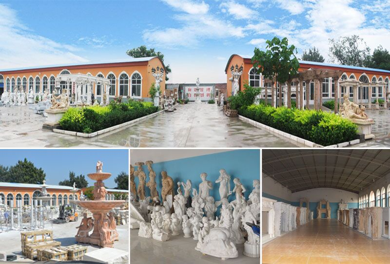 marble statue factory