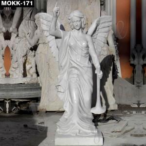 Elegant Lady Life Size Angel Statue MOKK-171