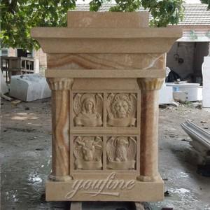 Table Religious Church Altar vintage church altars for sale CHS-321