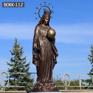 Outdoor Catholic Statues for Sale BOKK-112