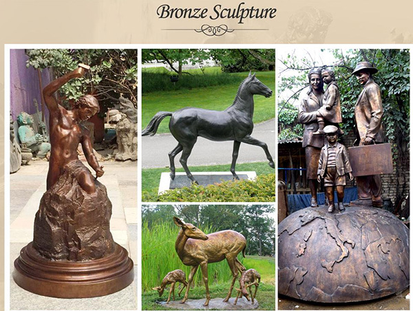 Bronze-Sculpure