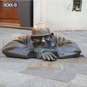 Famous Figure Statue Custom Life Size Sculptures Custom Statue Designed BOKK-8