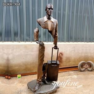 Famous Life-size Bruno Catalano Sculpture for Sale BOKK-904