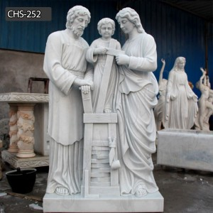 Joseph Mary and Baby Jesus statue holy family statue for sale CHS-252
