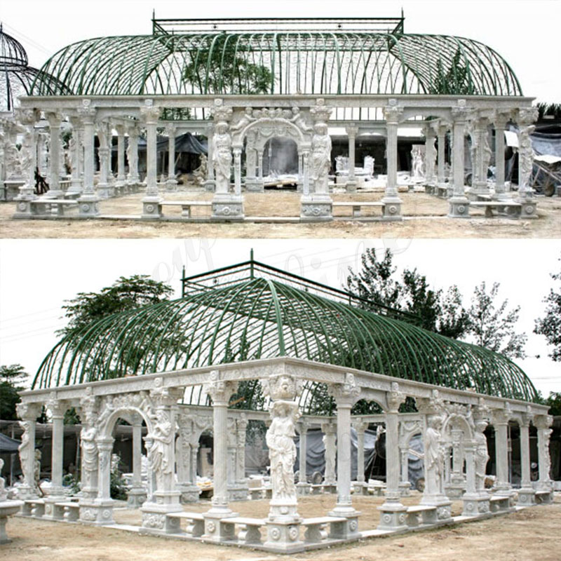 marble-gazebos-for-outdoor